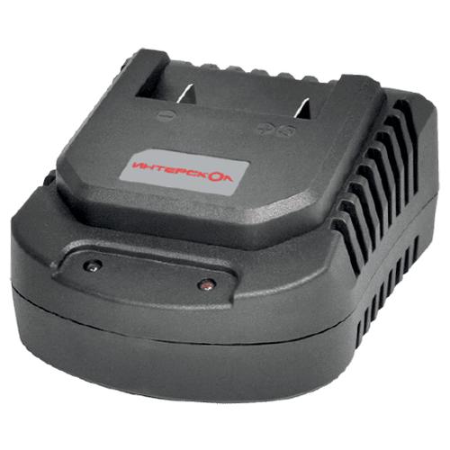 Фото - Зарядное устройство Интерскол 2401.026 18 В зарядное устройство интерскол li ion зу 1 5 18 18 в 1 5 а