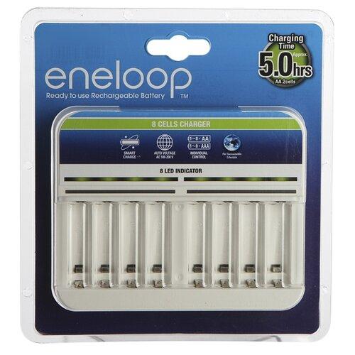 Зарядное устройство Panasonic Eneloop BQ-CC63 зарядное