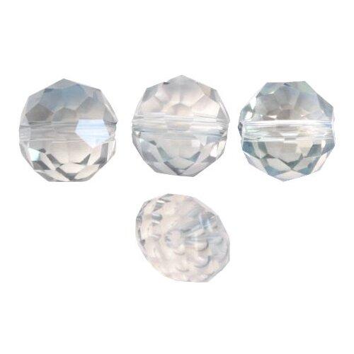 Купить GBZ Бусины стеклянные, 10 мм, упак./20 шт., 'Астра' (G-3), Astra & Craft, Фурнитура для украшений