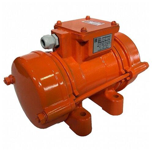 Электрический площадочный вибратор ВИБРОМАШ ВИ-9-9 Б оранжевый