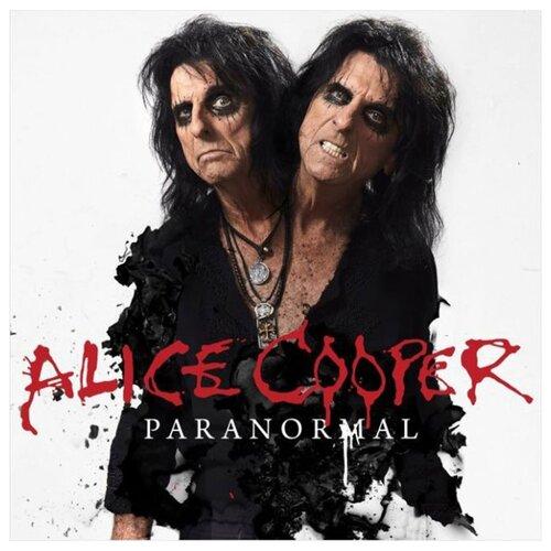 Alice Cooper – Paranormal (2 CD) виниловая пластинка alice cooper paranormal