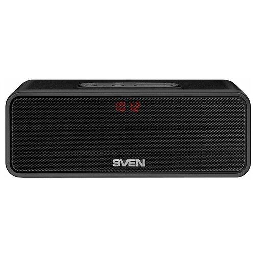 Портативная акустика SVEN PS-170BL, черный портативная акустика sven ps 68 черный