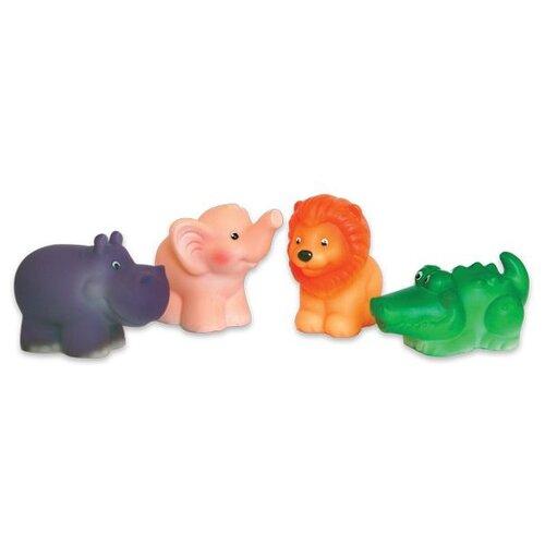 Купить Набор для ванной ОГОНЁК Африка (С-1192) разноцветный, Игрушки для ванной