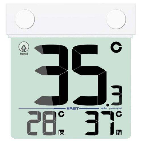 Термометр RST 01389, белый выносной термометр rst rst 02711