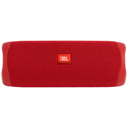 Портативная акустика JBL Flip 5, 20 Вт, red