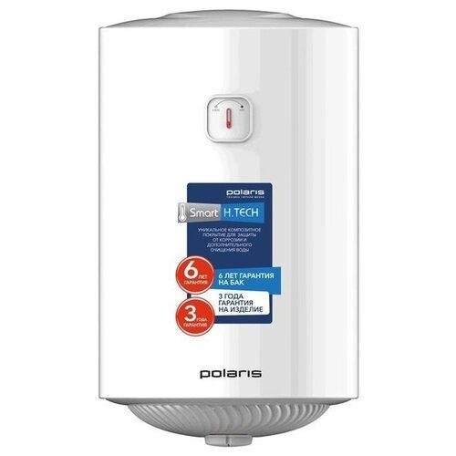 Электрический водонагреватель Polaris ECO EMR 100 V белый