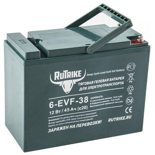 Аккумулятор для спецтехники Rutrike 6-EVF-38
