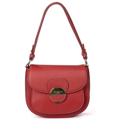 сумка клатч женская lancaster lcs523 75 noir Сумка-клатч женская Lancaster LCS573-85-rouge