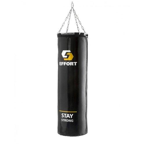 Мешок боксерский Effort E252 черный недорого