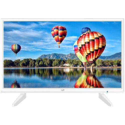 Фото - Телевизор Leff 24H111T 24 (2019), белый телевизор leff 32h111t белый