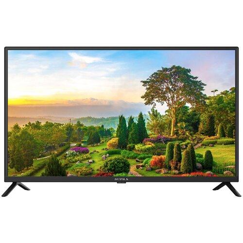 """Телевизор SUPRA STV-LC39LT0075W 39"""" (2020) черный"""