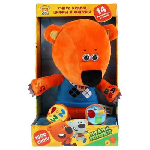 Мягкая игрушка Мульти-Пульти Ми-ми-мишки Кеша, 24 см игрушка мягкая мульти пульти ми ми мишки медвежонок кеша 25 см музыкальный