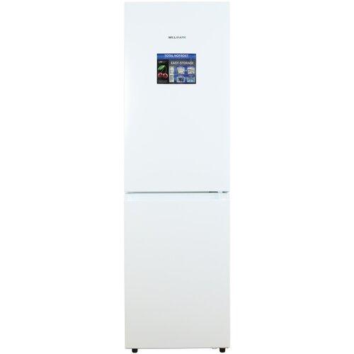 Холодильник WILLMARK RFN-384NFW (295л.Total NoFrost R600Aэл.управление А+ нижн. морозбелый)