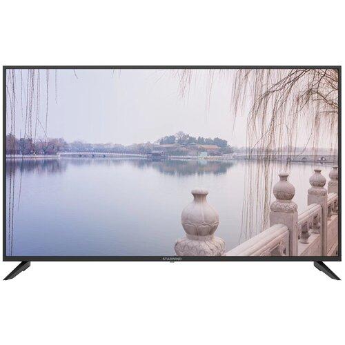 Фото - Телевизор STARWIND SW-LED55UA403 55, черный starwind sw led32sa303 32 черный