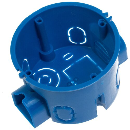 Фото - Подрозетник для твердых стен 68х45 мм 20 шт подрозетник промежуточный эра unipost 68х45мм ip30 для твердых стен синий