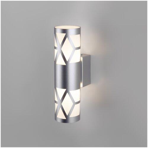 Интерьерная подсветка Elektrostandard Fanc LED серебро (MRL LED 1023)