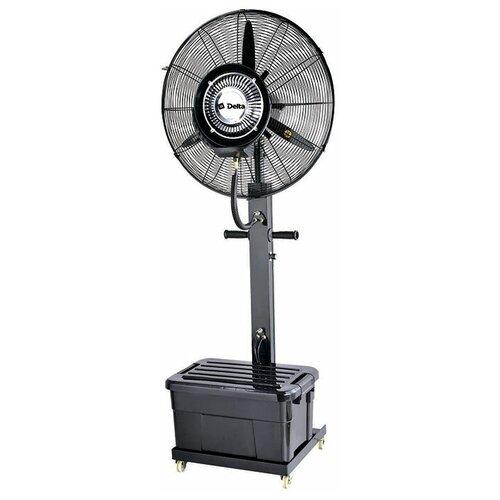 Напольный вентилятор DELTA DL-023H, черный