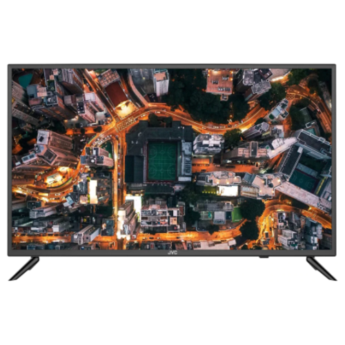 Фото - Телевизор JVC LT-32M590 32 (2020), серебристый led телевизор jvc lt 24m485w