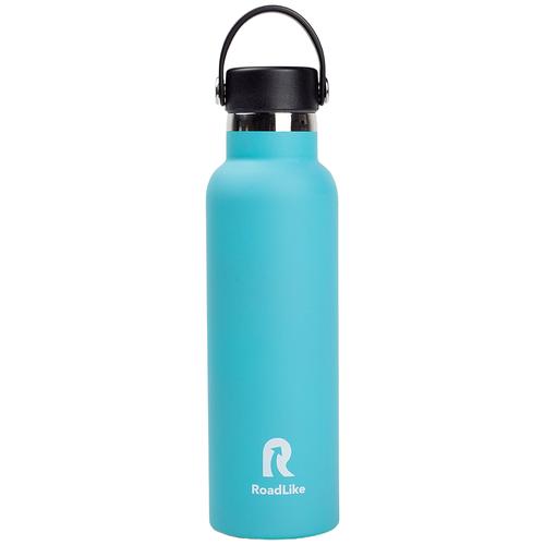 Термобутылка RoadLike Flask 600мл, голубой