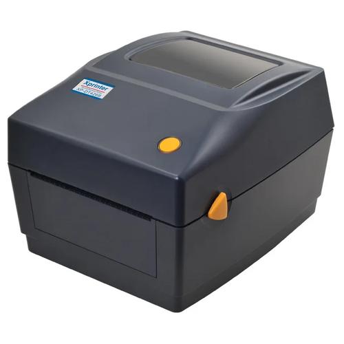 Термальный принтер этикеток Xprinter XP-460B черный