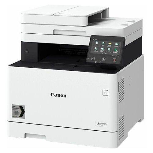 Фото - МФУ Canon i-SENSYS MF742Cdw, белый/черный мфу canon i sensys mf641cw белый черный