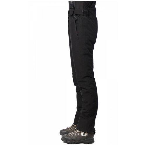 Горнолыжные брюки женские AZIMUTH 7927 (Черный/50)