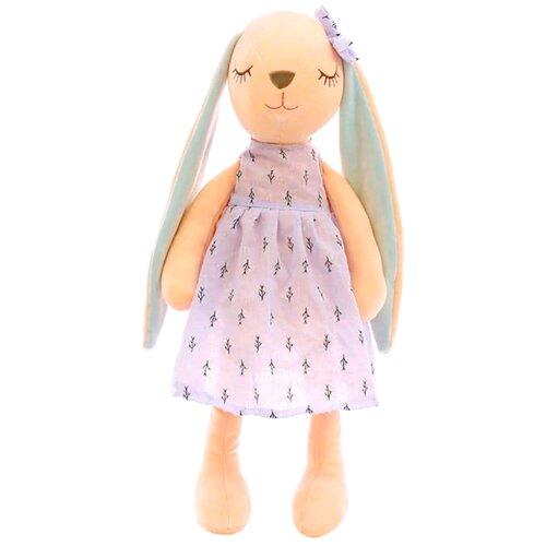 Мягкая игрушка 65см Детская игрушка в подарок / Плюшевая игрушка для детей Кролик (Розовый)