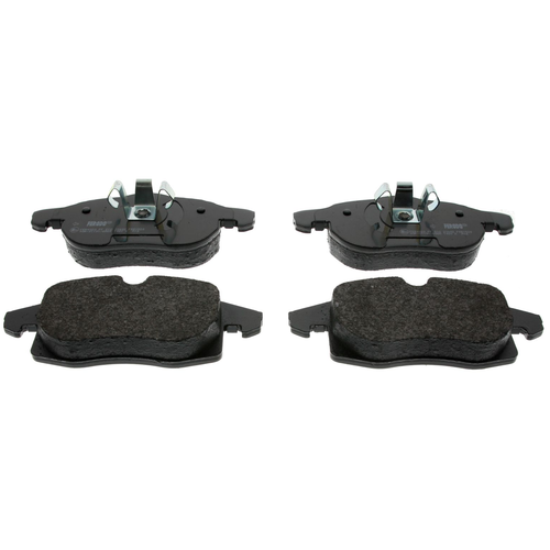 Дисковые тормозные колодки передние Ferodo FDB1520W для Opel Vectra, Opel Zafira, Opel Astra (4 шт.) дисковые тормозные колодки задние bosch 0986424646 для opel astra opel zafira 4 шт