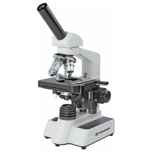 Микроскоп BRESSER Erudit DLX 40–1000x (72350) белый/черный