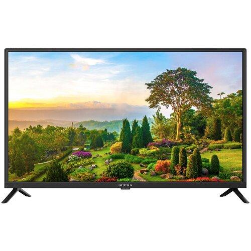 Фото - Телевизор SUPRA STV-LC39ST0075W 39 (2020), черный телевизор supra stv lc40st0075f 40 2020 черный