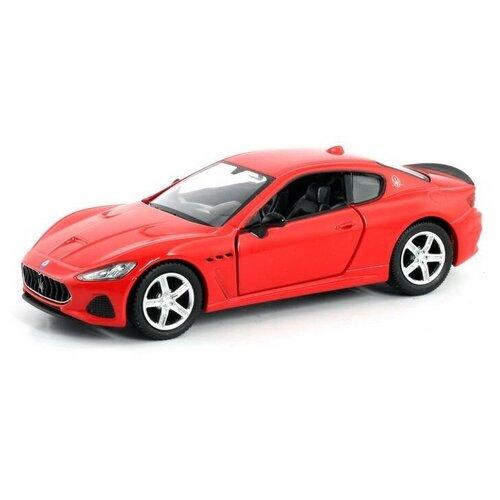Машинка RMZ City Maserati GranTurismo MC 2018 (554989) 1:32, красный