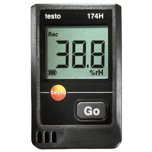 Термометр Testo 174 H, черный
