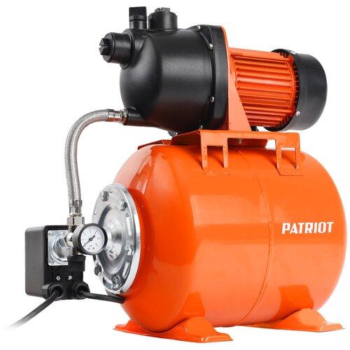 Фото - Насосная станция PATRIOT PW 800-20 P насосная станция patriot pw 1200 24 inox