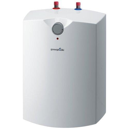 Накопительный электрический водонагреватель Gorenje GT 10 U накопительный электрический водонагреватель gorenje gt 10 u