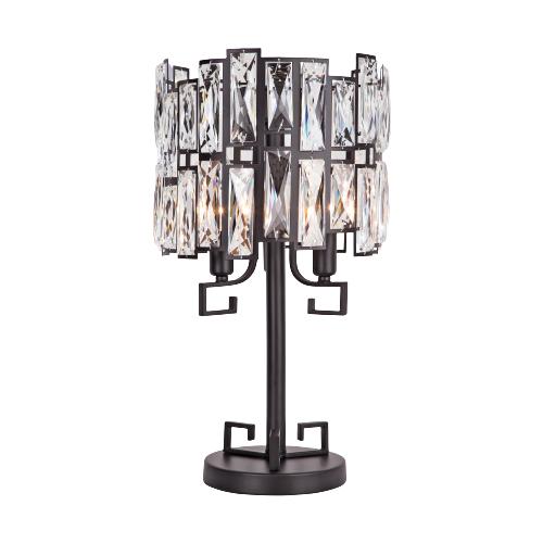 Настольная лампа Bogates Frammenti 01093/3 Strotskis, 60 Вт