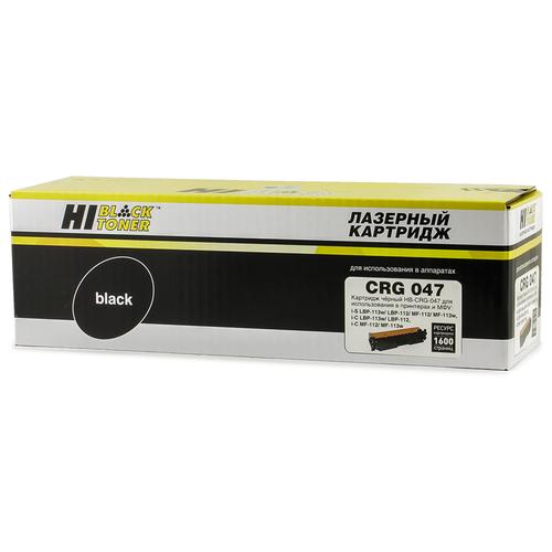 Фото - Картридж Hi-Black HB-047, совместимый картридж hi black hb 60f5h00 совместимый