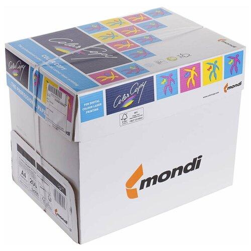 Фото - Бумага Color Copy A4 Office 200 г/м² 250 лист., 5 пачк., белый бумага color copy a4 office 200 г м² 250 лист 5 пачк