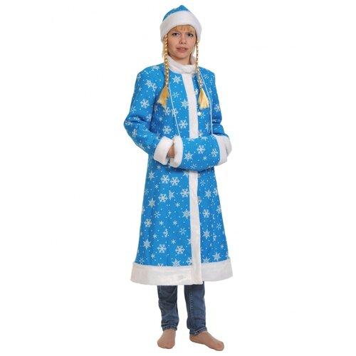 Фото - Костюм Снегурочки, размер 46-48. (1297) костюм бурого медведя размер 46 48 11715