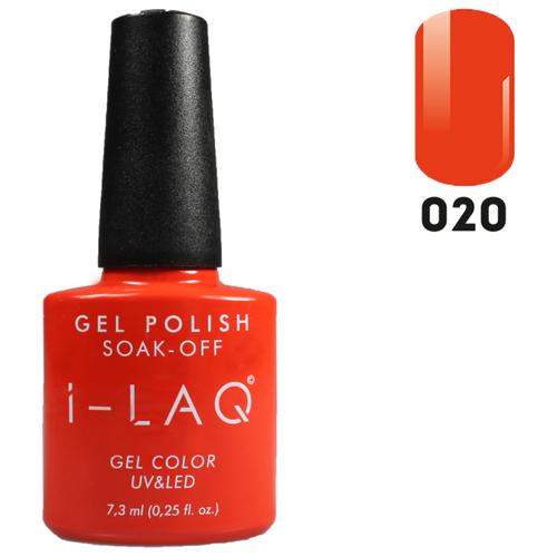 Фото - Гель-лак для ногтей I-LAQ Gel Color, 7.3 мл, 020 i laq гель лак 020