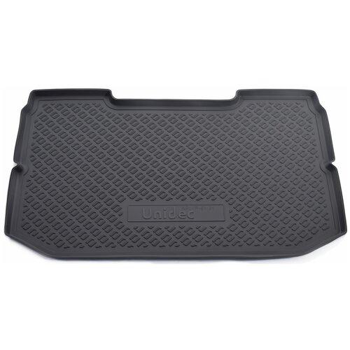 Коврик багажника NorPlast NPL-P-61-31 черный коврик багажника norplast npl p 31 12 черный