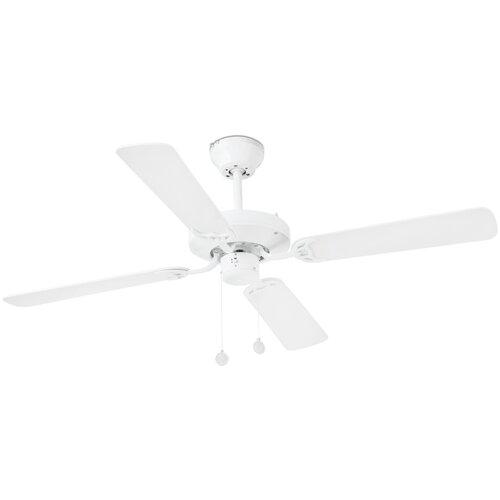 Потолочный вентилятор Faro Barcelona Yakarta (33712FAR), white