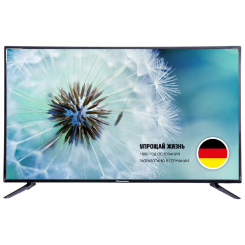 Фото - Телевизор Schaub Lorenz SLT43N6000 43 (2019), черный led телевизор schaub lorenz slt32s5000