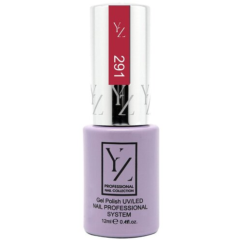 Купить Гель-лак для ногтей Yllozure Nail Professional System, 12 мл, 291 красная глина