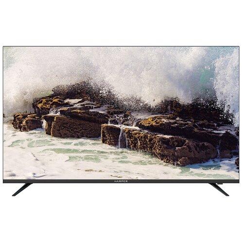 Фото - Телевизор HARPER 43U750TS 43 (2020), черный led телевизор harper 43u750ts