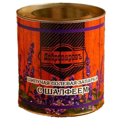 Фото - Добропаровъ Шипучая солевая запарка для ванн с шалфеем 5040746, 150 г добропаровъ соль для ванн с маслом ели 3005701 300 г