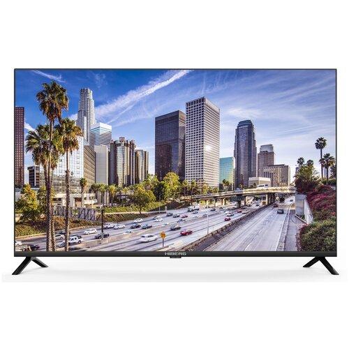 Фото - Телевизор HIBERG 50 4KTV-UTSR 50, черный телевизор hiberg 50 4ktv utsr 50 черный
