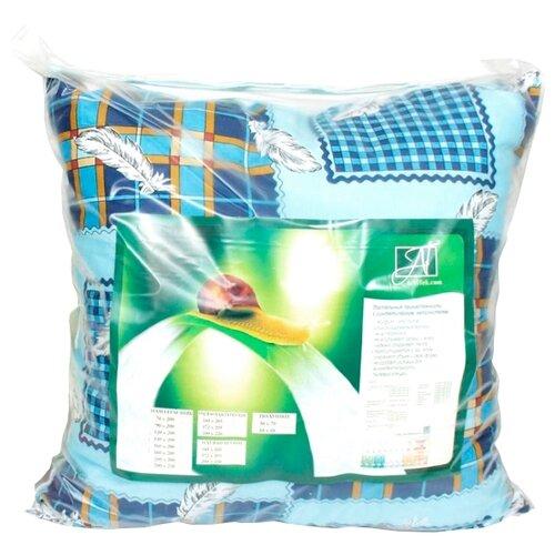 Фото - Подушка АльВиТек Традиция (ПБ-050) 50 х 68 см разноцветный подушка декоративная традиция пингвины 50 х 50 см зеленый
