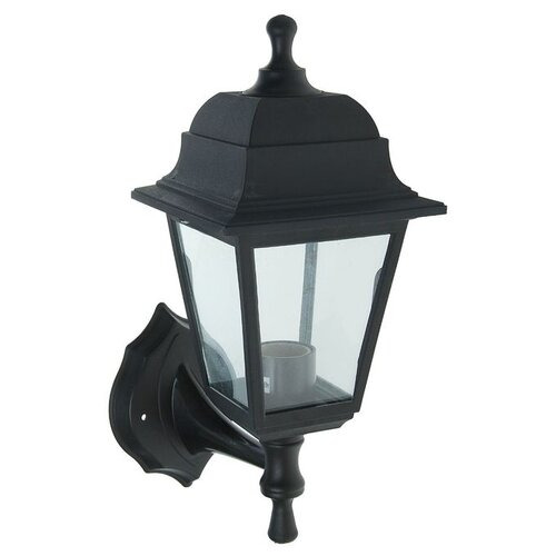 Фото - Светильник садово-парковый TDM, E27, 60 Вт, четырёхгранный, настенный, чёрный 1405620 tdm еlectric светильник садово парковый глазурь sq0330 0329