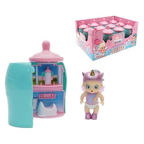 Baby Secrets Bottle Surprise, коллекционная куколка в бутылочке, 6 шт. в ассортименте, 6 шт в диспле