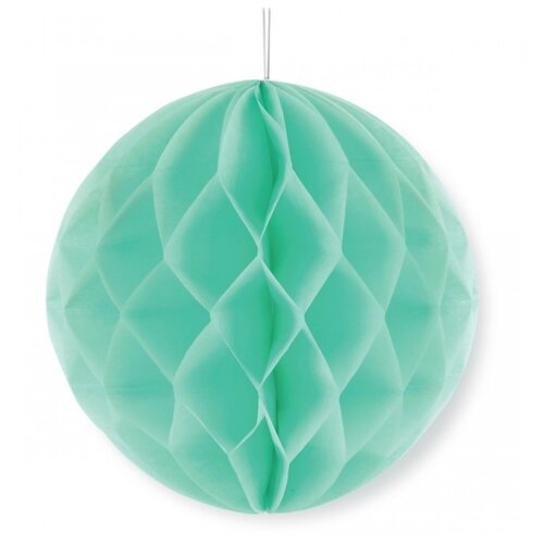 Веселый хоровод Бумажный шар мятный